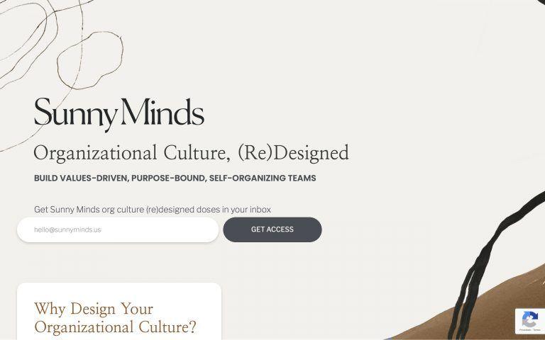 Sunny Minds - EAD (e-Learning)